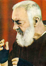 Padre Pio Freed Countless Suffering Souls from Purgatory